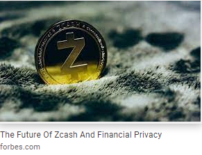 ZCASH & Forbes